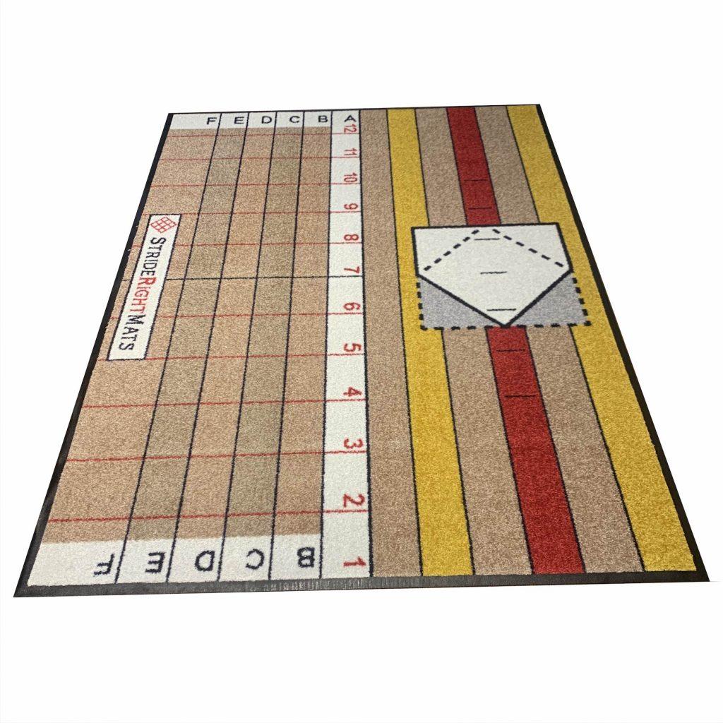 Advanced-Hitter-Single-Box-Baseball-_-Softball-Training-Mat-Overhead